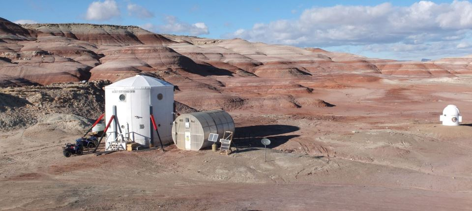 MDRS overview 2