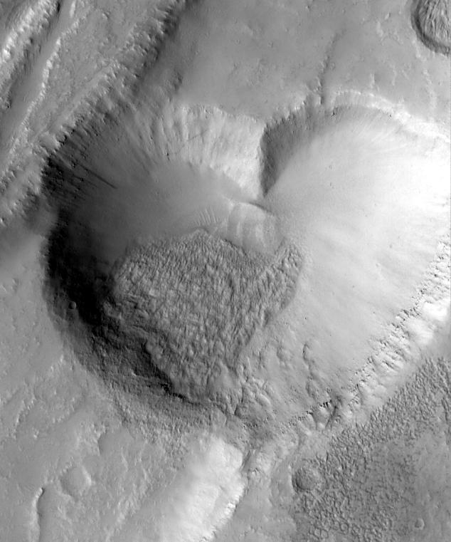 От Марс, с обич